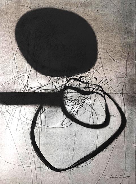 Techniques mixtes sur carton entoilé202060 x 80cmRéf. : KS20-TMCE-4723